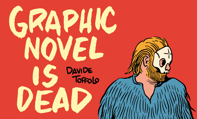 Graphic novel is dead
