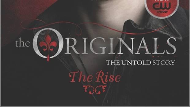The Originals: i vampiri originali in tre libri