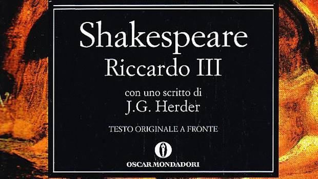 Riccardo III di William Shakespeare