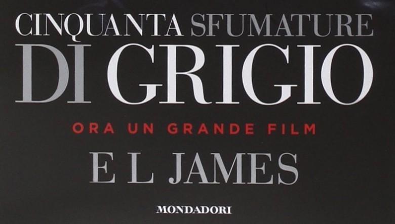 Cinquanta sfumature di grigio di E.L. James