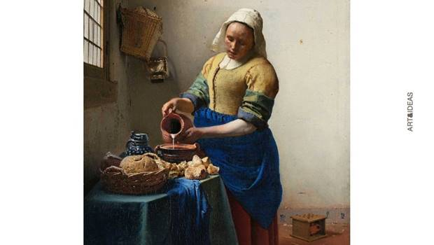 Vermeer di Franist Wayne