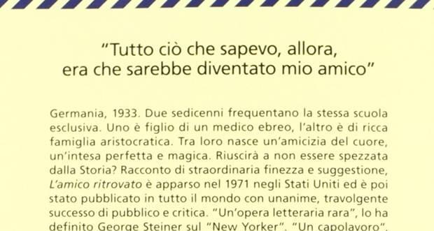PDF LAMICO RITROVATO LIBRO EBOOK
