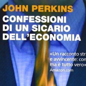 libro confessioni di un sicario dell'economia