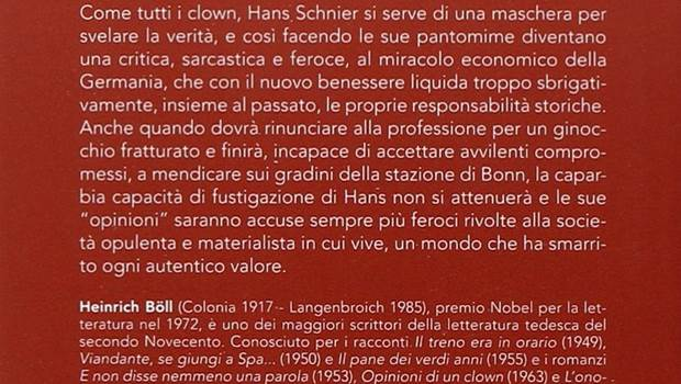 Opinioni di un clown retro