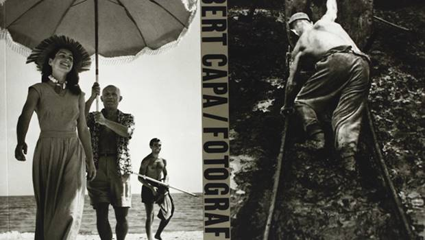 Robert Capa – Fotografie