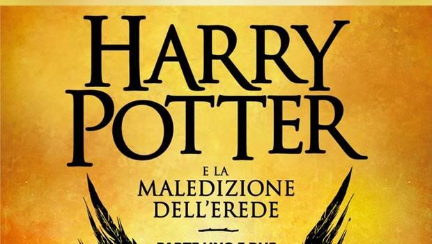 Harry Potter e la maledizione dell'erede di J.K. Rowling