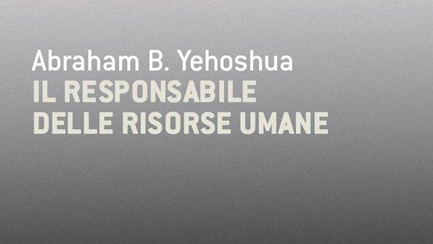 Il Responsabile delle Risorse Umane di Yehoshua