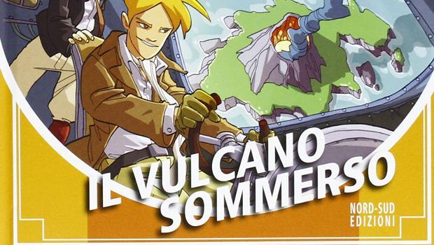 Il Vulcano Sommerso di Jacopo Olivieri