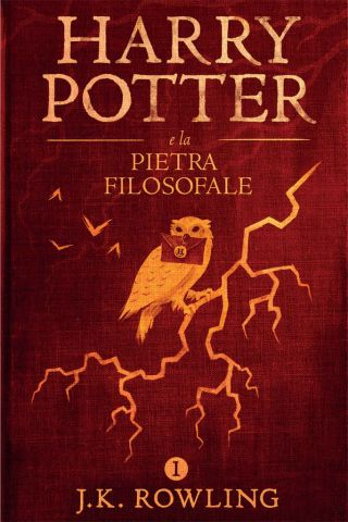 harry potter e la pietra filosofale pdf copertina