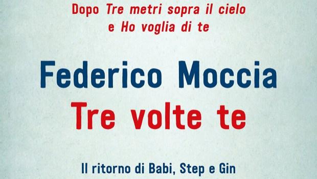 Tre volte te di Federico Moccia