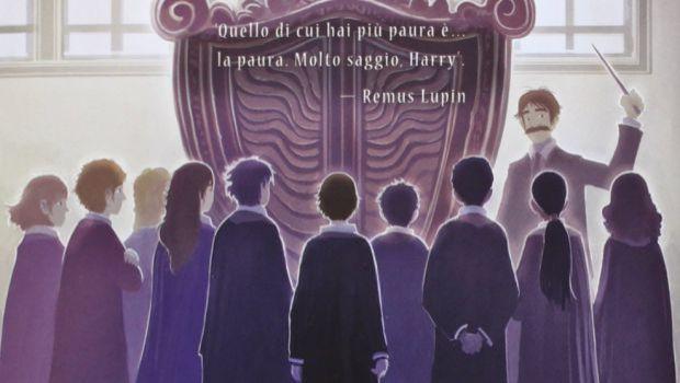 Harry Potter e il Prigioniero di Azkaban retro