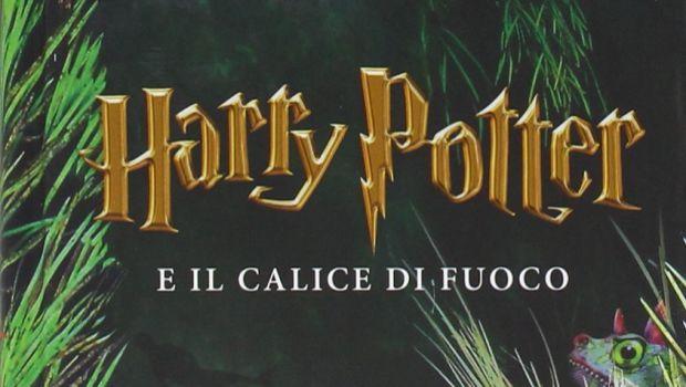 Harry Potter e il Calice di Fuoco di J.K.Rowling