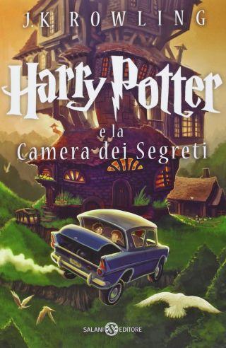 harry potter e la camera dei segreti pdf copertina