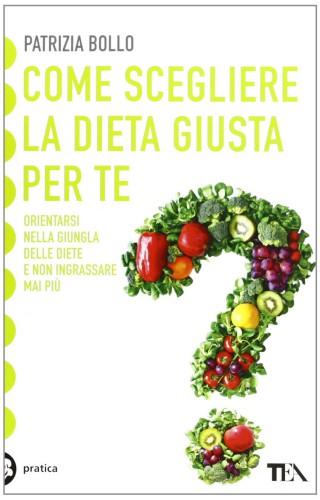come scegliere la dieta giusta per te pdf copertina