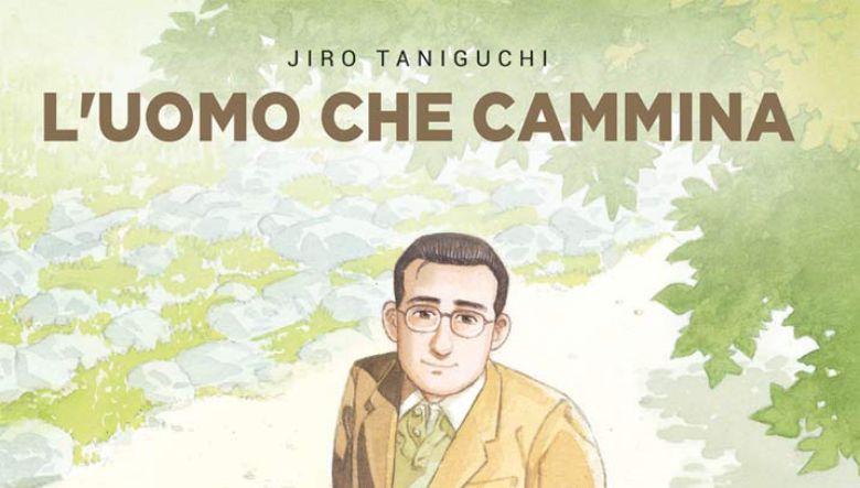 L'Uomo che cammina di Jiro Taniguchi