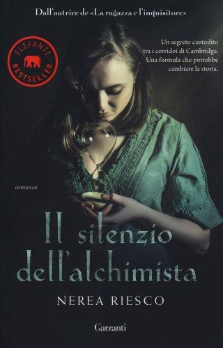 il silenzio dell'alchimista pdf copertina