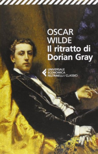 il ritratto di dorian gray pdf copertina