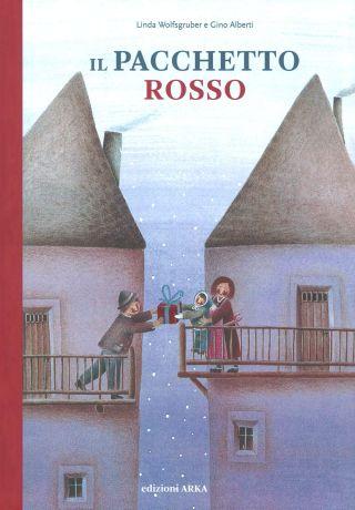 il pacchetto rosso pdf copertina