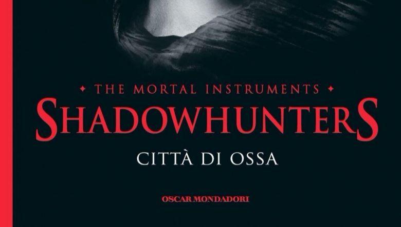 Città di ossa Shadowhunters di Cassandra Clare