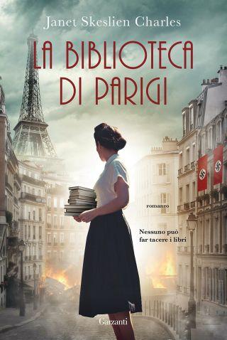 la biblioteca di parigi pdf copertina