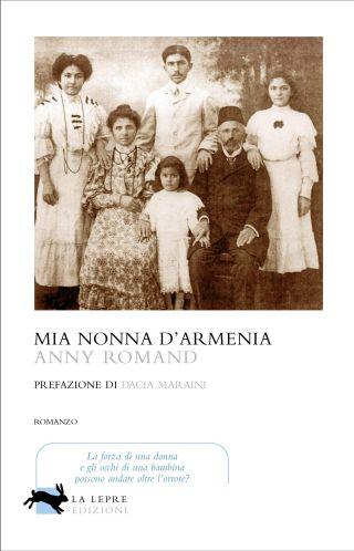 mia nonna d'armenia pdf copertina