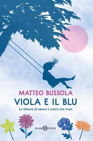 viola e il blu pdf copertina