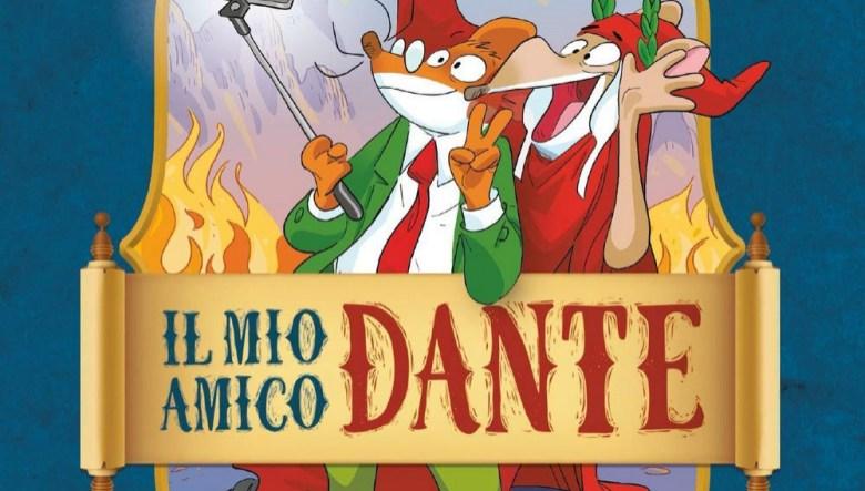 Il mio amico Dante di Geronimo Stilton