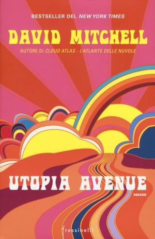 utopia avenue pdf copertina