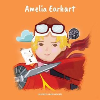 Amelia Earhart pdf copertina