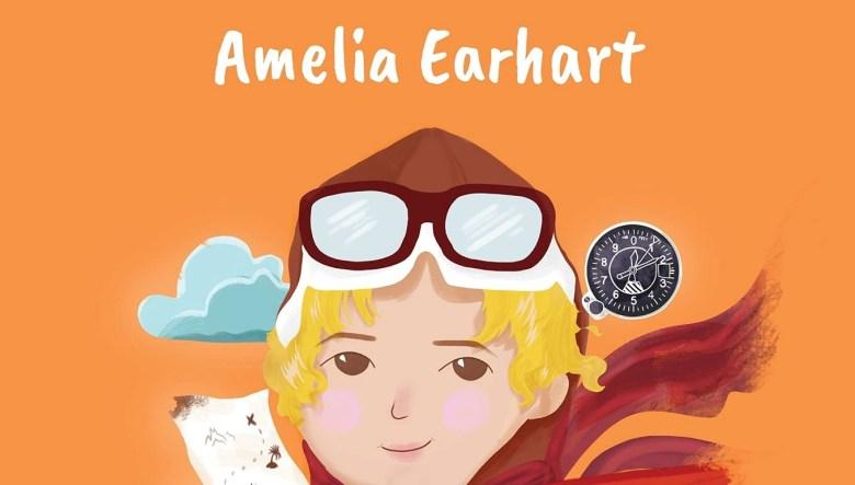 Amelia Earhart di Inspired Inner Genius
